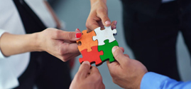 الهيكل التنظيمي لريادة